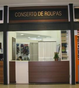 Conserto de Roupas Shopping Iguatemi
